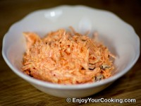 Carrots, Raisins and Ginger Salad Recipe