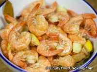 Boiled Shrimps Recipe