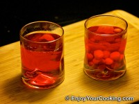 Sour Cherry Kompot Recipe