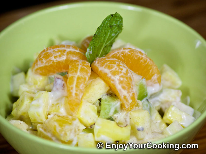 Banana Yogurt Salad Recipes — Dishmaps