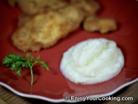 Simple Cauliflower Puree