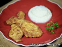 Recipe for Fried Pork Fingers
