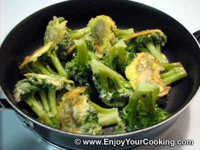 Fried Broccoli Recipe: Step 7
