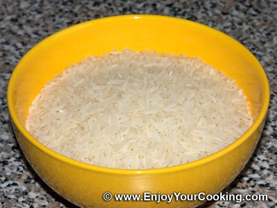 Boiled Rice Recipe: Step 1