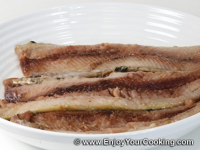 How to Clean Herring