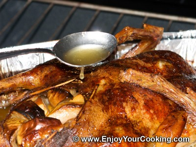 Duck Baked with Apples Recipe: Step 6