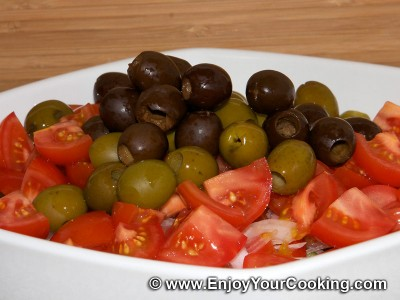 Greek Salad Recipe: Step 6