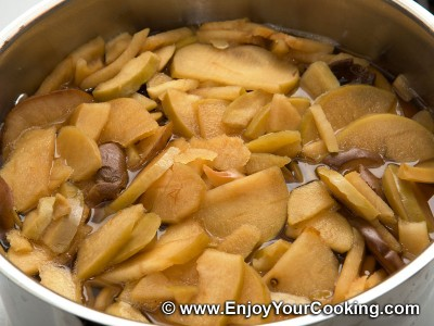 Uzvar (Dried Fruit Kompot) Recipe: Step 3
