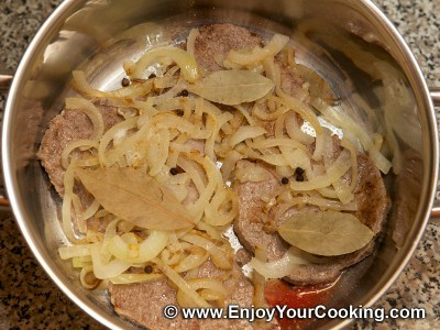 Stewed Beef with Onions Recipe: Step 6