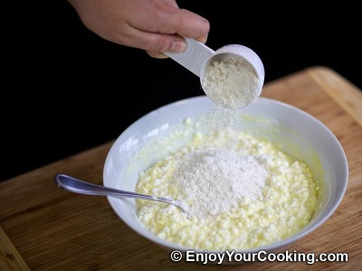 Cottage Cheese Pancakes Recipe: Step 7