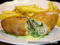 Chicken Kiev Cutlets Recipe