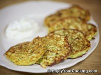 Recipe for Cabbage Pancakes