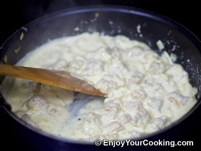 Italian Sausage Pasta Recipe: Step 11